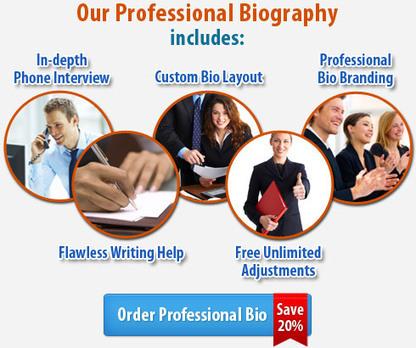 Professional Bio Writers | Professional Biography | Scoop.it