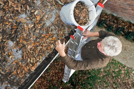 Cleaning Your Gutters To Prevent GutterClog | Gutter Cleaning | Scoop.it