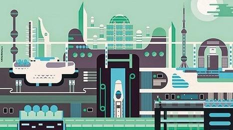 GéoArchitecture fête ses 40 ans | Médiations numérique | Scoop.it