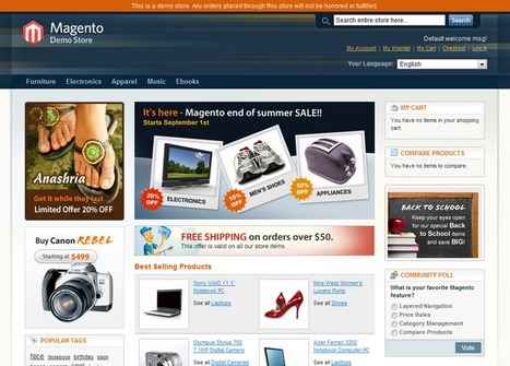 Online Shopping Cart Software | Tips On Shoppings | Hollywood Movies | Scoop.it