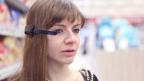 [Vidéo] Les 'Connected Glasses' par Digitas et Intermarché | Social and digital network | Scoop.it