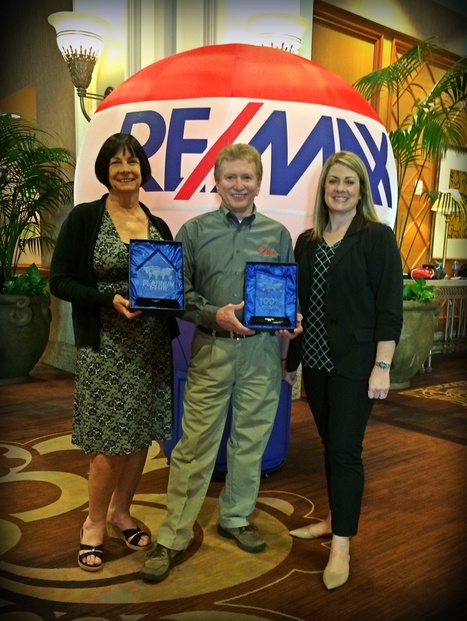 Team Pendley rocking the awards at the RE/MAX R4 | Team Pendley REMAX REAL ESTATE TIPS | Scoop.it