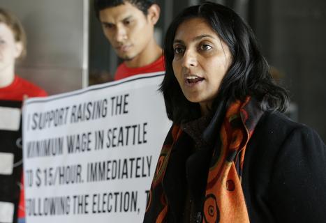 Socialist candidate leads in Seattle - MSNBC | Leftist Politics | Scoop.it