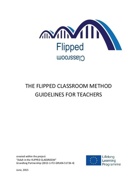 Flipped classroom-guidelines | Flipped Classroom | Scoop.it