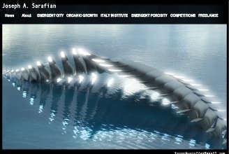 Joseph A. Sarafian Architecture Portfolio | generativ art architecture | Scoop.it