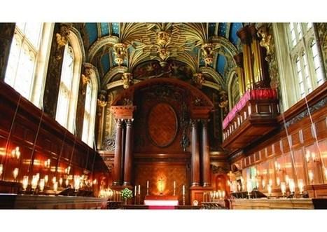 Historické vešpery katolíkov a anglikánov v kráľovskej kaplnke Henricha VIII.   Správy Výveska   Scoop.it