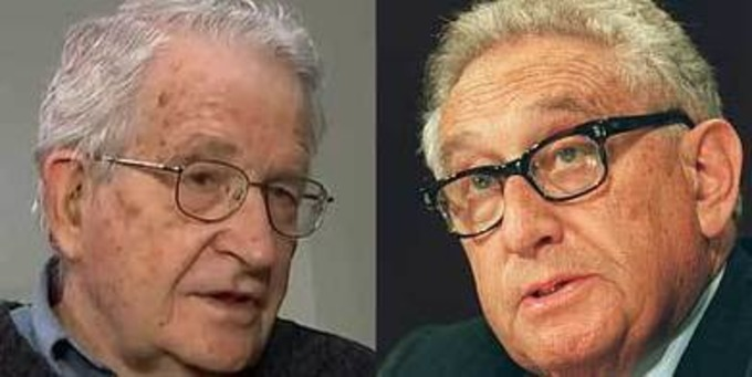 Time to pay attention when Noam Chomsky and Henry Kissinger agree on Ukraine - Stop the War Coalition | real utopias | Scoop.it