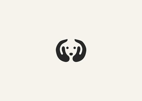 10 Cute Animal Logos Created With Clever Use Of Negative Space | World of #SEO, #SMM, #ContentMarketing, #DigitalMarketing | Scoop.it