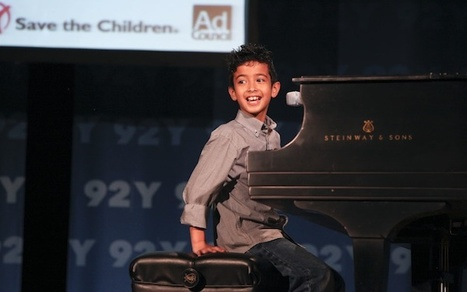 8-Year-Old YouTube Sensation Performs at Social Good Summit | Innovation & Sérendipité | Scoop.it