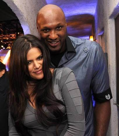 Khloe Kardarshian Turns Home Into 24/7 Rehab For Lamar Odom   Fashion and Trends   Scoop.it