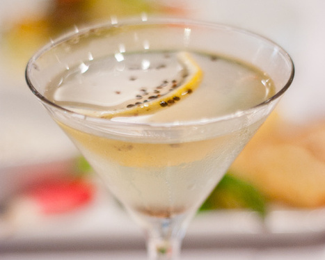 Unveiling the Caviar Cocktail - The Daily Meal | The Mystery of the Chartreuse Liqueur | Scoop.it