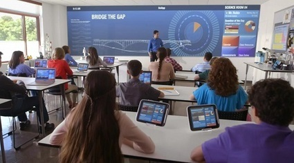 A Glimpse of the Future Classrooms | Applied Technology Skills | Scoop.it