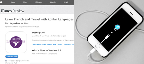 Apps Kolibri Languages iOS and Android | French books | Scoop.it