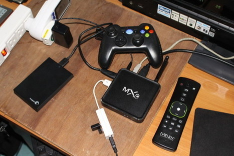 Using M12N Android Amlogic S912 TV Box as a Game Console (Video) | Embedded Systems News | Scoop.it