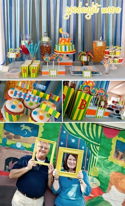 40 Popular Childrens Book Birthday Parties - Tip Junkie | Party Ideas | Scoop.it