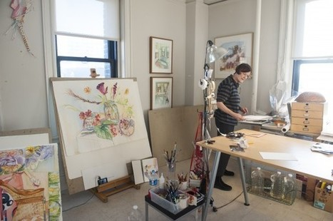 Five facts about professional artists in the United States | Technology in Art And Education | Scoop.it