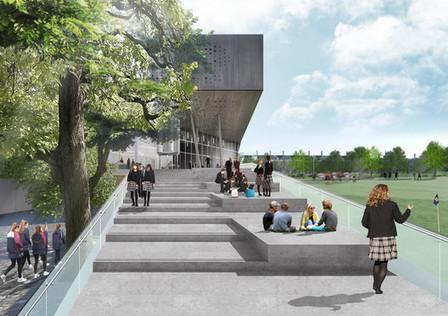 OMA seleccionado para diseñar el Edificio de Deportes y Ciencia ... - Plataforma Arquitectura | retail and design | Scoop.it
