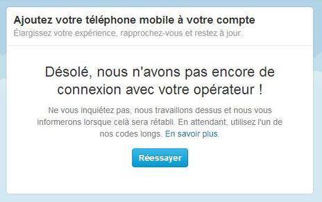 Twitter : la double authentification encore inactivée en France (MAJ) | Geeks | Scoop.it