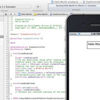 Learn to Code a Basic iPhone App | Mobile (Post-PC) in Higher Education | Scoop.it