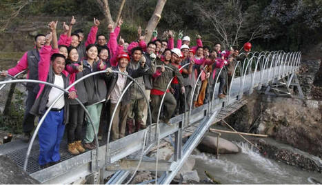 Simon Brown: Corporate volunteering in China – a massive opportunity - Business Fights Poverty | Trends in Employee Volunteering & Workplace Giving | Scoop.it