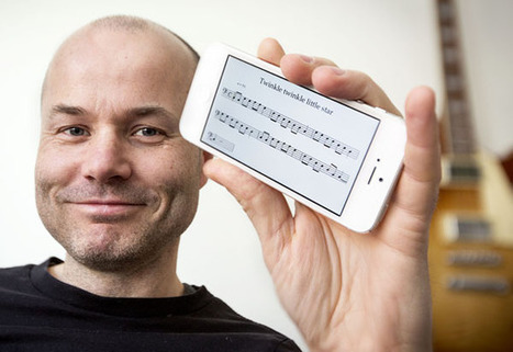 New App Allows Anyone To Create Musical Scores By Humming Or Singing, No Instruments Required | Edtech PK-12 | Scoop.it