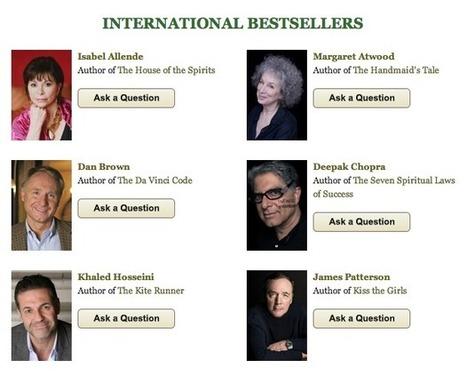 Maintenant, les lecteurs pourriront la vie des auteurs plus facilement | Bande de conteurs | Scoop.it