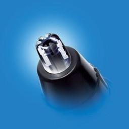 Panasonic ER-GN30-K Vortex Facial Hair Trimmer Review   Best Nose Hair Trimmer   Scoop.it