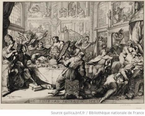 Repas de fêtes et doigts qui pèguent ou comment réveillonner façon Moyen-âge | Nos Racines | Scoop.it