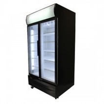 Bromic CD1200 Glass Cake Display w/LED Lighting | Commercial Freezer | Scoop.it