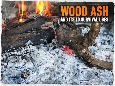 Wood Ash and Its 10 Survival Uses - Preparing for shtf | Bushcraft Tactical Survival | Scoop.it