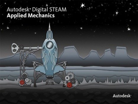 Autodesk Digital STEAM - 5 iPad Games for Simple Physics Lessons | STEM Connections | Scoop.it
