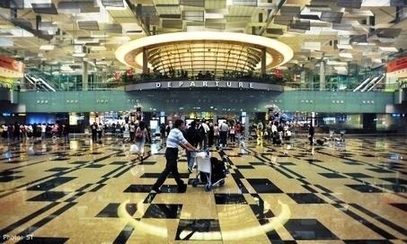 Singapore Changi Airport Operating Indicators | glObserver Global Economics | glObserver Asia | Scoop.it