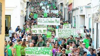 Esquerra de Menorca Esquerra Unida expressa el seu suport a FAPMA arran de la denúncia de Círculo Balear | PCIB | Scoop.it