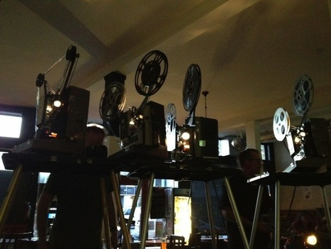 Shapeshifters Cinema stimulates the senses (Community Voices) - Oakland Local | Mad Cornish Projectionist News | Scoop.it
