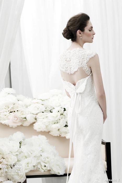 Annasul Y. 2015 Wedding Dresses   Weddinous   fashion   Scoop.it