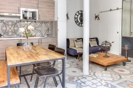 Esprit Grands Boulevards à Paris | PLANETE DECO a homes world | décoration interieure | Scoop.it