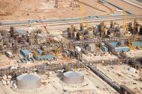 L'énorme désastre écologique du pétrole bitumineux | STOP GAZ DE SCHISTE ! | Scoop.it