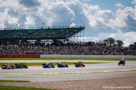 Sunday Summary at Silverstone: Three Great Races, A Fast Ducati, & A Tough Home Round for British Riders | Ductalk Ducati News | Scoop.it
