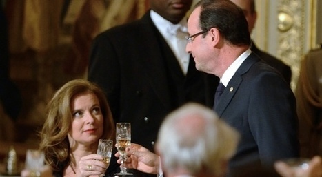 A l'Elysée, dans les assiettes de François Hollande et des autres Présidents | Slate | L'actu de la restauration | Scoop.it