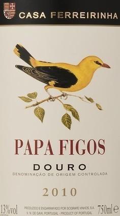 Papa Figos, um novo vinho da Ferreirinha. Para Ornitólogos e não só. - Mesa Marcada | Wine Lovers | Scoop.it