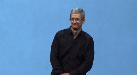 Tim Cook discusses Google selling Motorola, says iPhone hasn't hit a ceiling, and more from full WSJ interview | Macwidgets..some mac news clips | Scoop.it