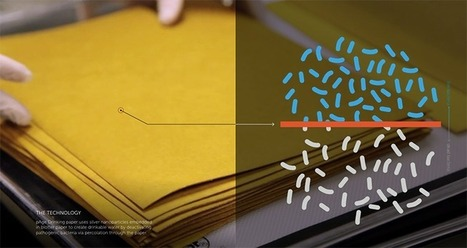 The Drinkable Book Uses Silver Nanoparticles to Filter Water | Medical Device and Microwave Ablation News | Scoop.it