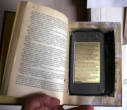 E-books: What's wrong with old-fashioned?   Ebook and Publishing   Scoop.it