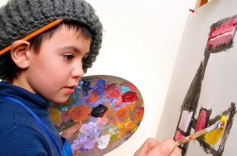 Libros de ARTE para niños | Competencias siglo XXI | Scoop.it