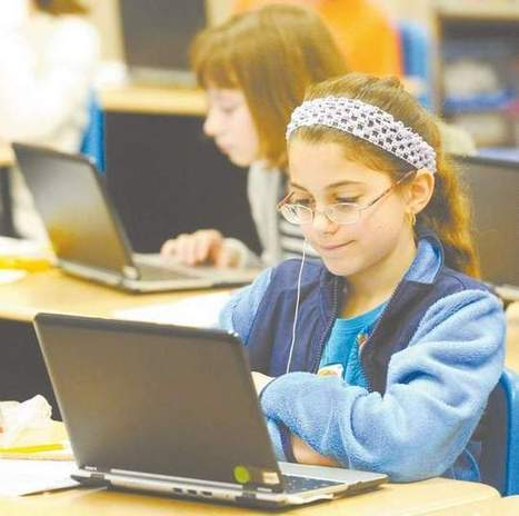 Classrooms go tech heavy - Examples | ICTinTeaching | Scoop.it
