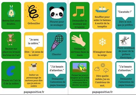 27 cartes pour exprimer la colère sans violence | Tout pour le WEB2.0 | Scoop.it