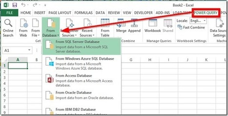 Power Query and SQL Server Stored Procedures | BI with Microsoft Tools | Scoop.it