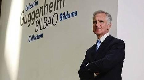 """""""El Guggenheim ha sido pionero en un modelo que han seguido ... - Deia   MUSEOS (Gestor de contenidos de Proyectos Archicom, C.A.)   Scoop.it"""