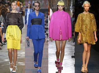 Les 15 tendances mode du printemps-été 2014 repérées à la Fashion Week | Parfumerie | Scoop.it