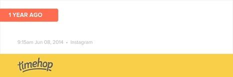 1 year ago, I took this Instagram video | Brain | Scoop.it